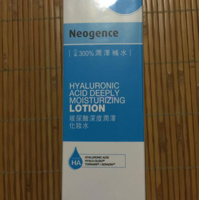 含運)霓淨思300%玻尿酸深度潤澤化妝水
