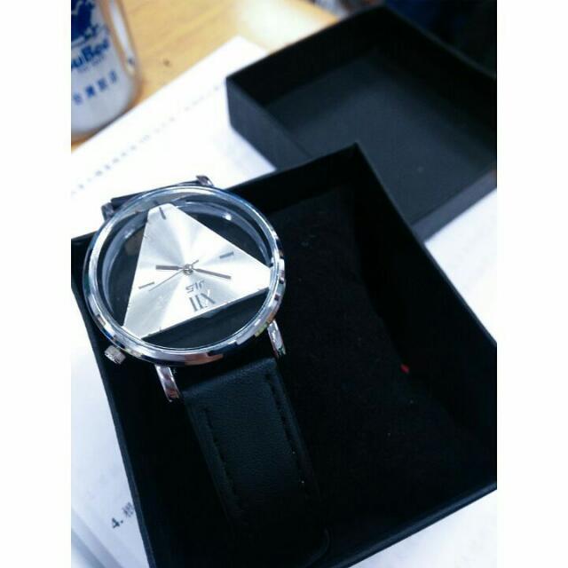 造型幾何手錶