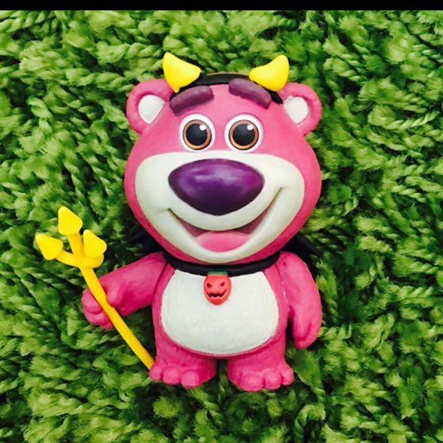 收一番賞 草莓熊 玩具總動員抱哥