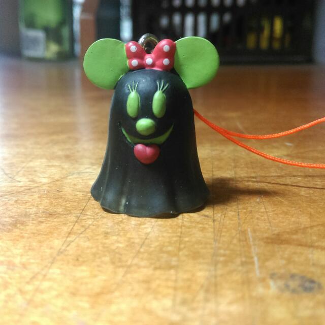 絕版 迪士尼 Disney 米奇 米妮 萬聖節 鬼魂 轉蛋 扭蛋