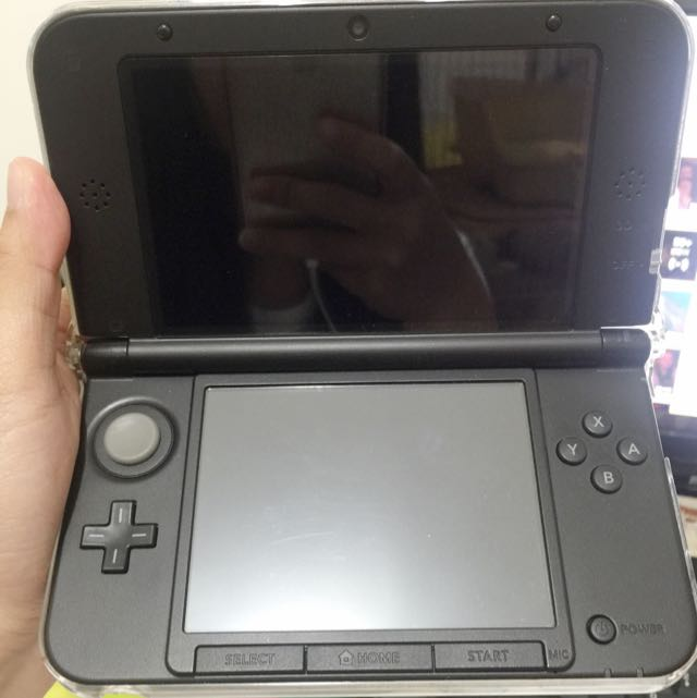 任天堂 Nintendo 3DS LL
