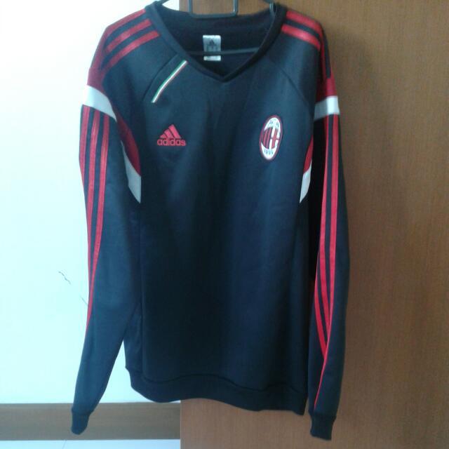 super popular 56519 c07cc Ac Milan Sweater