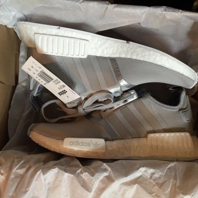 Adidas NMD R1_W Silver