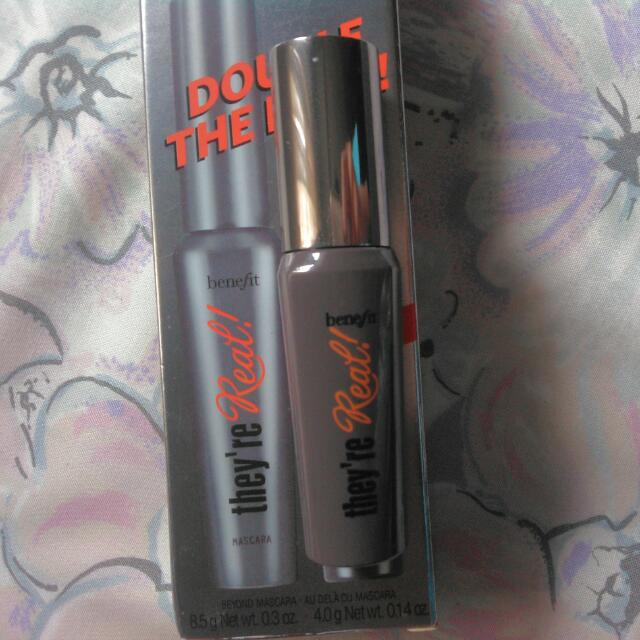 Benefit They're Real! Beyond Mascara Travel Size