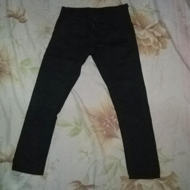 Black Pants Anak