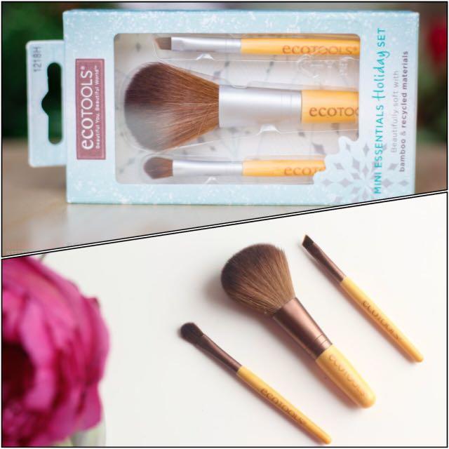 [BN] Ecotools Mini Essentials Holiday Set