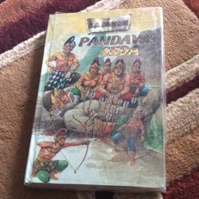 Buku Pandawa Seda