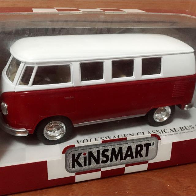 Bus模型車