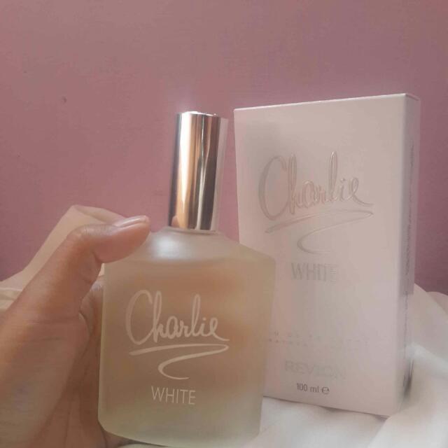 Charlie White Original Revlon