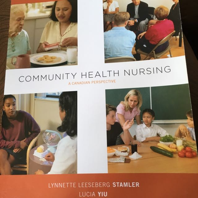 Community Health Nursing : A Canadian Perspective