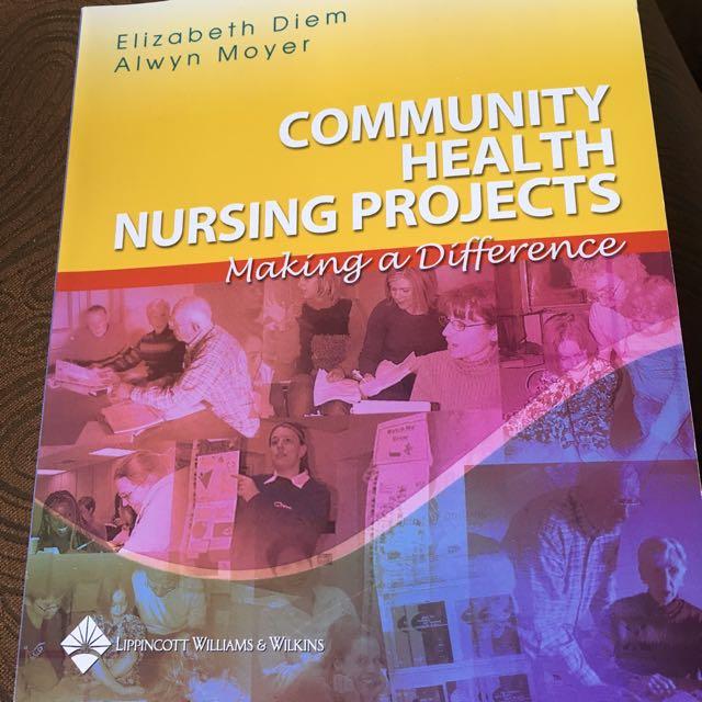 Community Health Nursing Projects