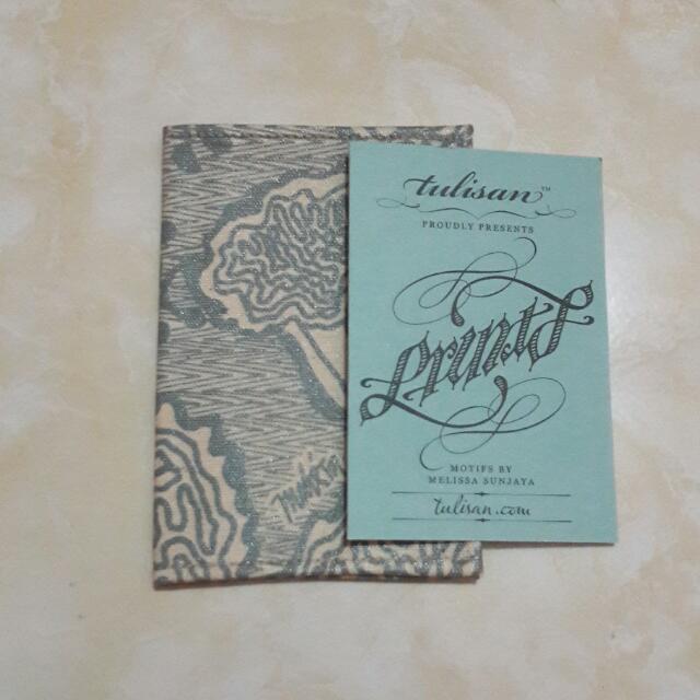 Cover Pasport TULISAN