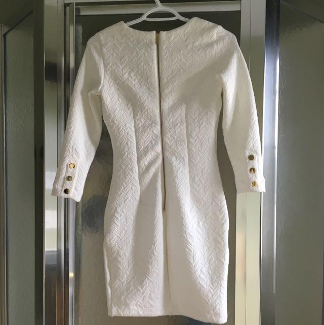 Dynamite Form Fitting Dress