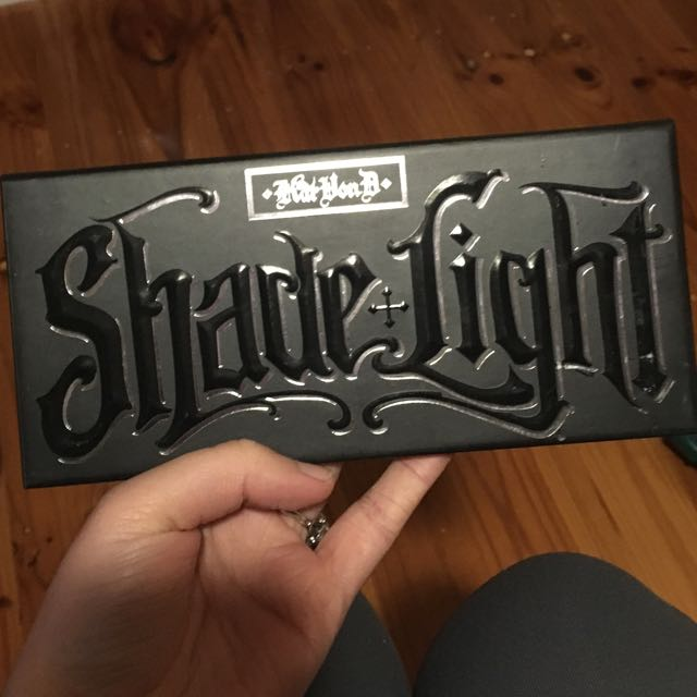 Fake Kat Von D Shade And Light Face Palette