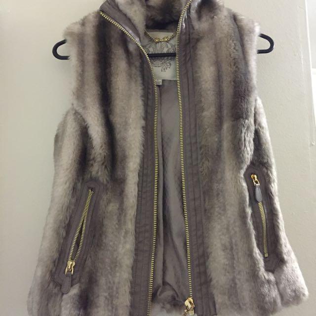 Faux Fur Forever New Vest