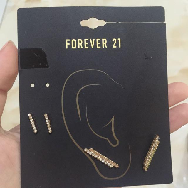 Forever21 Anting