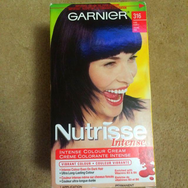 Garner Nutrisse Intense - Pure Purple