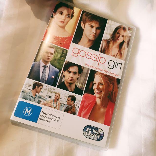 Gossip Girl 5th Season