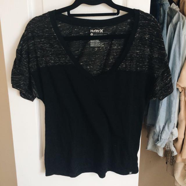 Grey/Black Tshirt