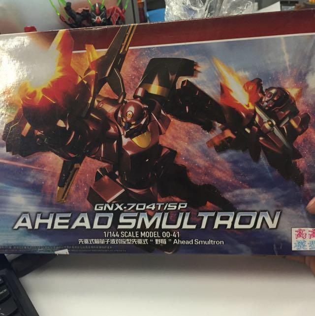 Gundam GNX-704T/SP A HEAD Smultron [china]