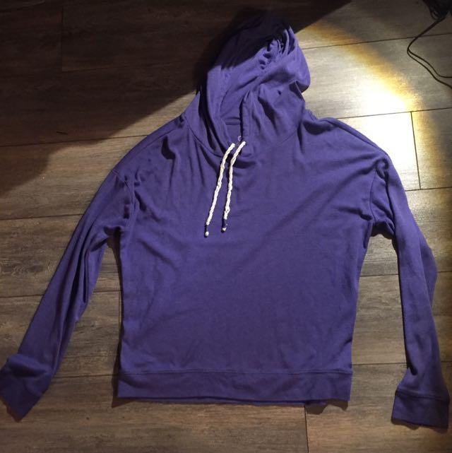 Garage Hoodie Long Sleeve Shirt
