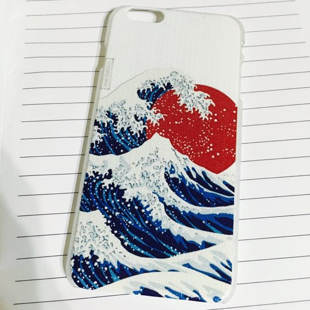 iPhone 6/6s Plus 浮世繪 手機殼