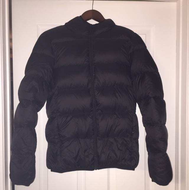 Joe Fresh Packable Feather Weight Down Jacket