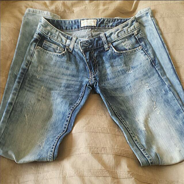 "PRICE DROP! ""Just Jeans"" Jeans size 6"