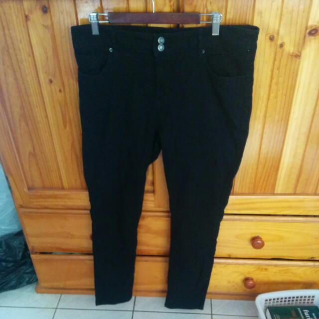 Katies Black Jeans