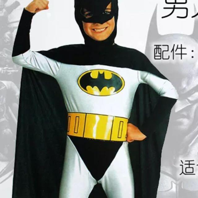 photo photo photo & Kids Children Batman Costume Batman and Robin Kids Superhero Costume ...