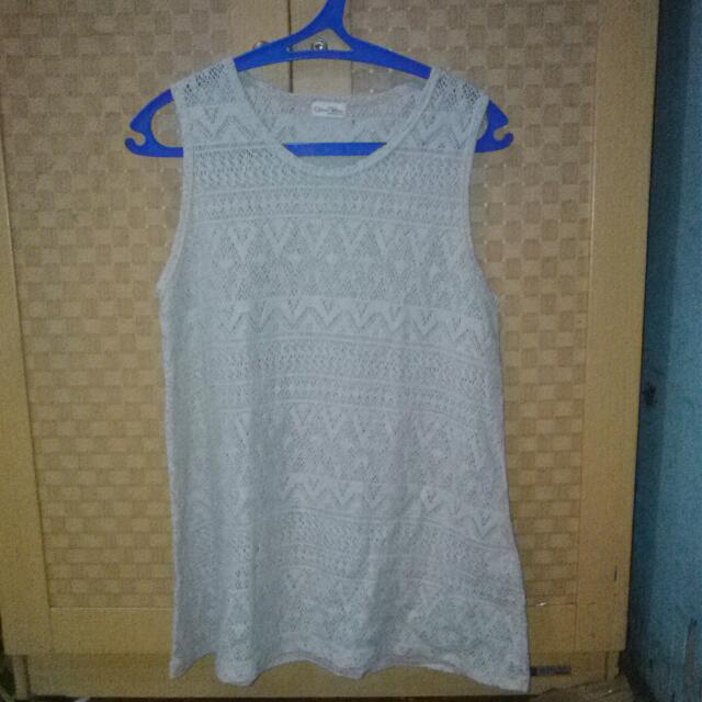 Knit Top By Olive Meles