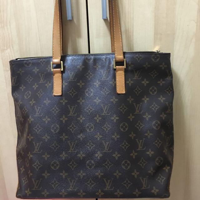 LV肩背購物包