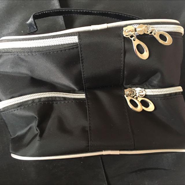 MAC Bilayer Makeup Bag