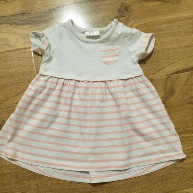 Next Baby Girl Dress 0-3 Months