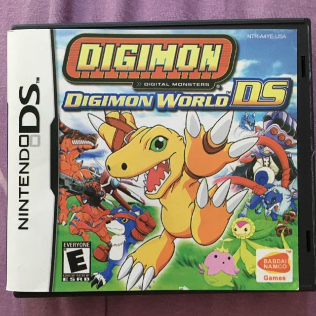 digimon world ds apk download