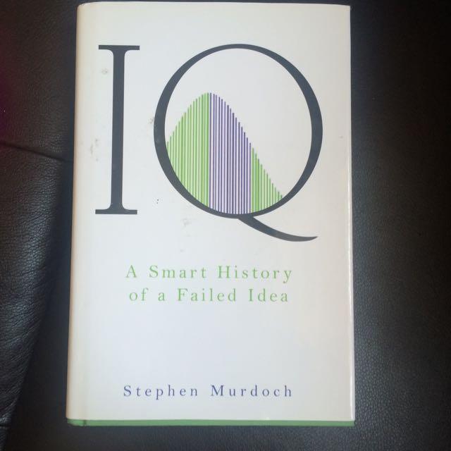 Psychology Textbook: IQ