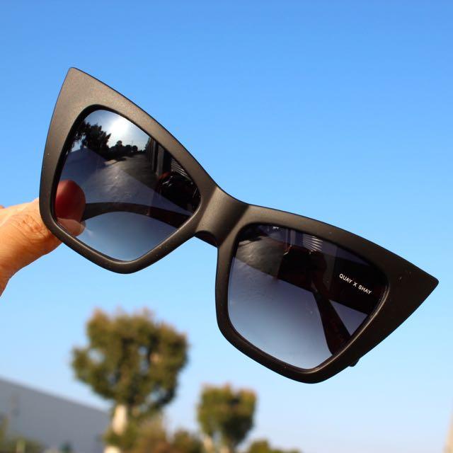 Quay X Shay Vesper Cat eye Sunglasses