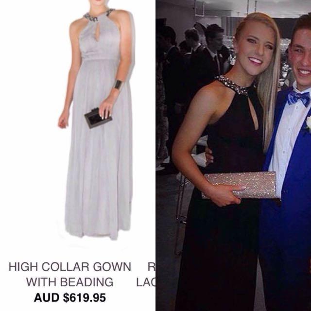RRP $619.95 Bariano Bridesmaid/Formal Dress