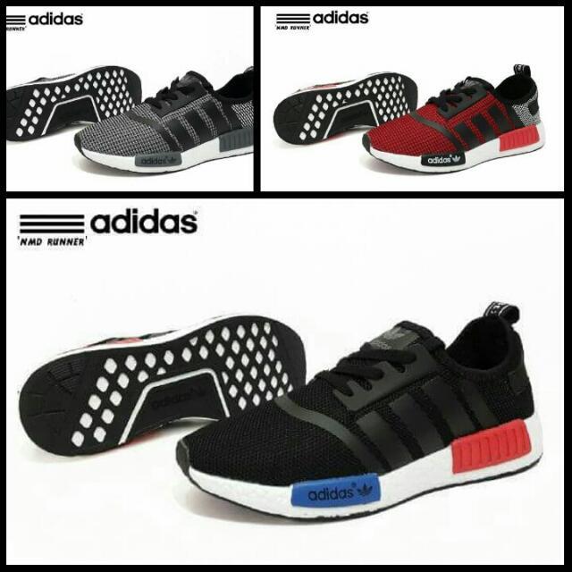 super popular 79e7e fc6f4 Sepatu Adidas Nmd Runner Cowok Casual Termurah Adidas Nike ...