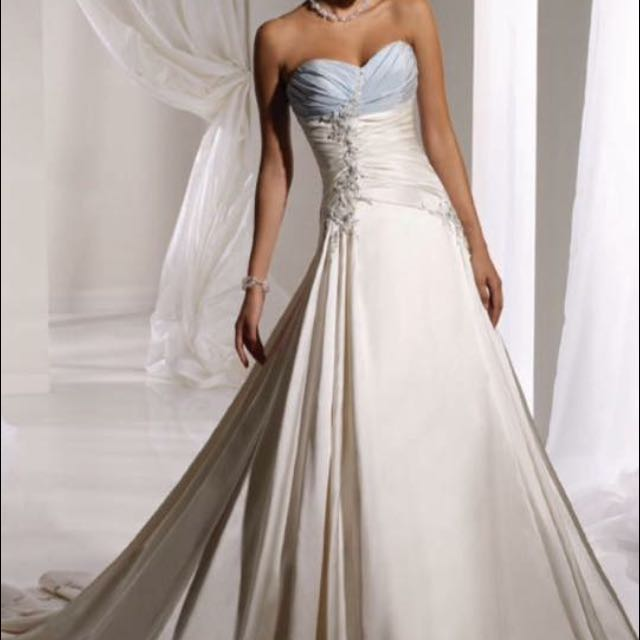 Sophia Tolli 'Tess' Wedding Gown