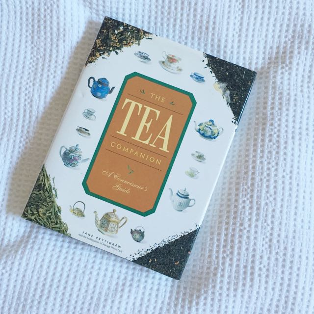 Tea Companion Book