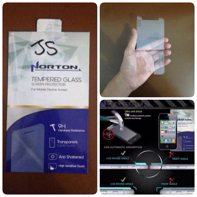 TEMPERED GLASS NORTON FOR SAMSUNG GALAXY J5