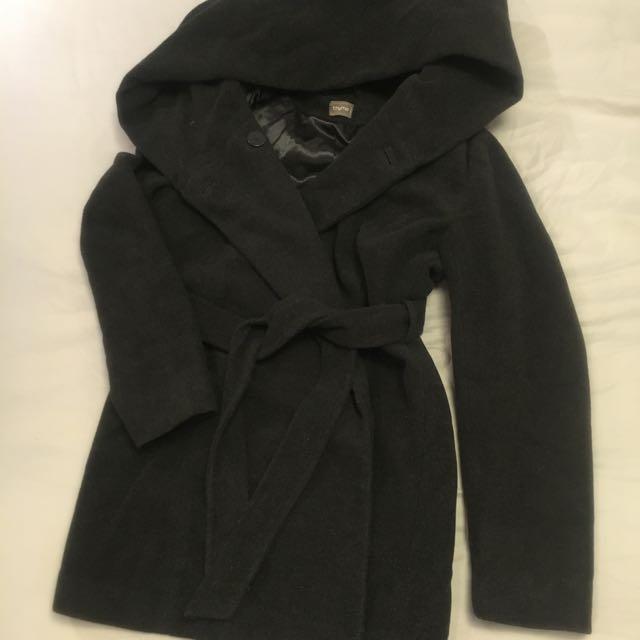 Thyme Maternity Coat