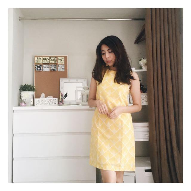 UNBRANDED Batik Dress