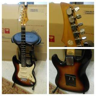 Sessions Electric Guitar