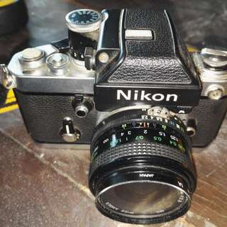 Nikon Slr F2