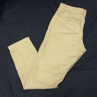 Navy卡其褲