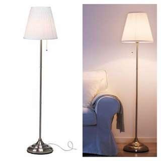 Ikea Arstid Floor Lamp