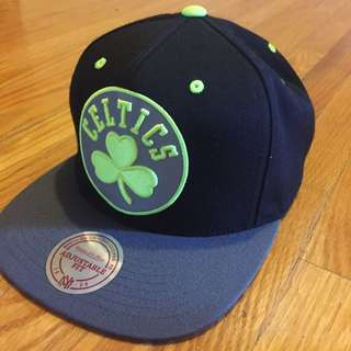 Boston Celitics Snapback