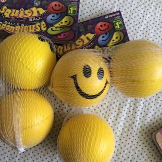 6 Stress Balls